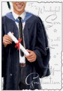 Son Graduation Card